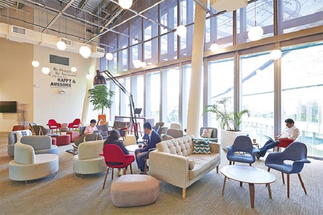 Reasons to Work in a Collaborative Workspace